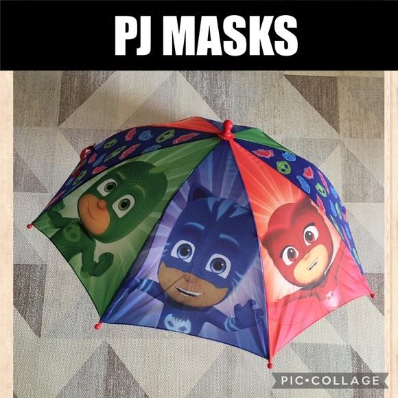 DISNEY JR. PJ MASKS Kids Character Umbrella